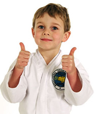young martial art classes