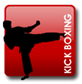 kickboxing button